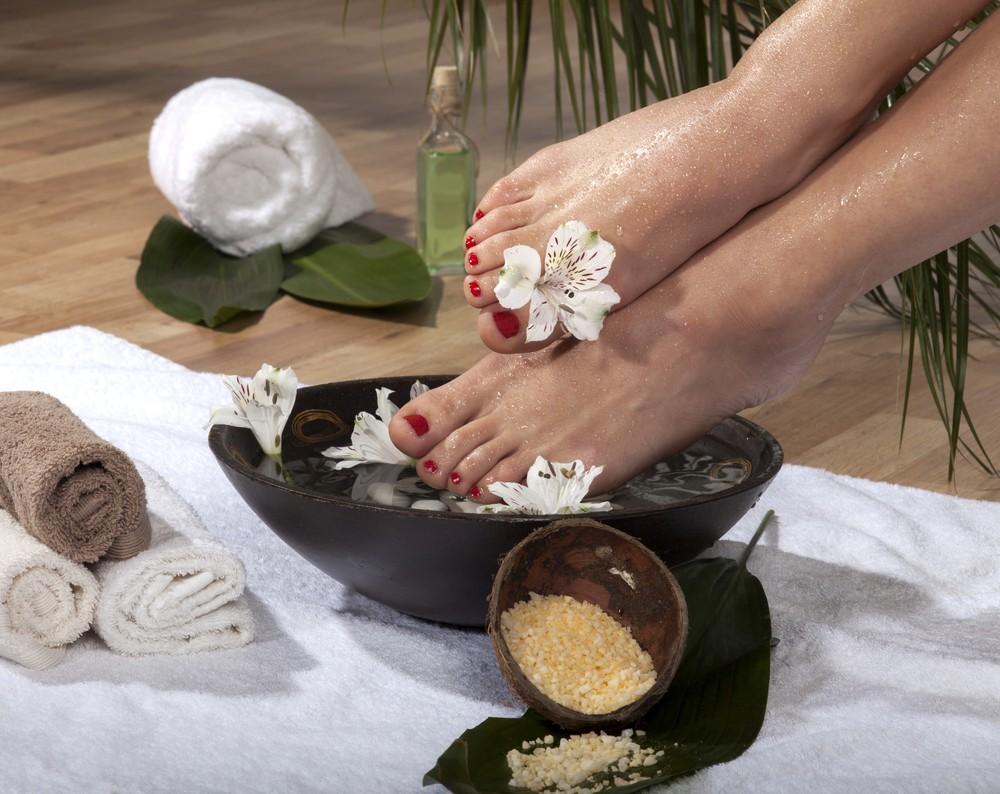 Контрактное производство косметики для ног
