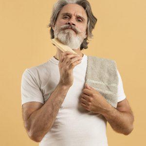 Бессульфатный шампунь для бороды