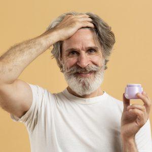 Мягкий воск для стайлинга бороды