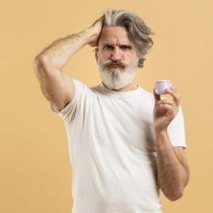 Разработка рецептуры воска для стайлинга бороды