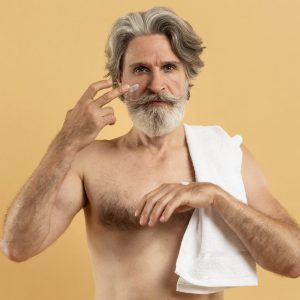 Гель после бритья успокаивающий