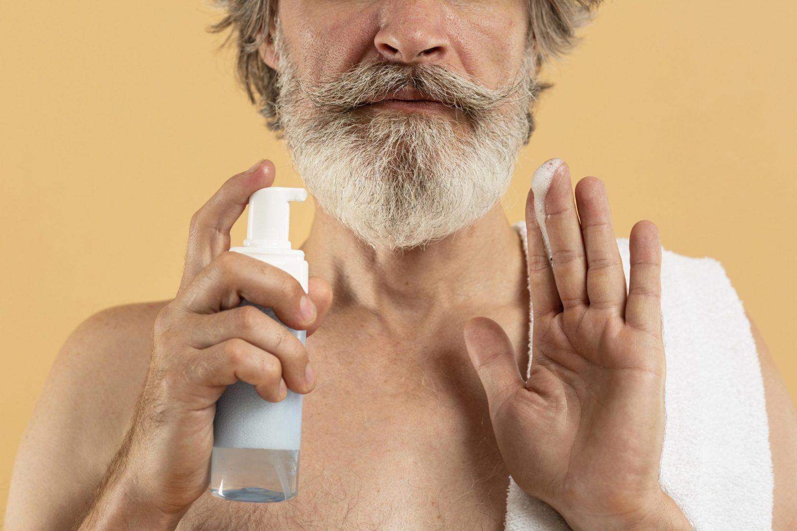 Средства от вросших волос для мужчин