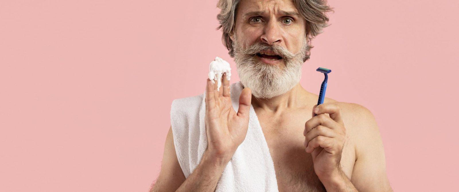 Гель после бритья увлажняющий