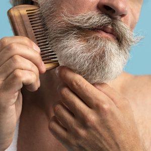 Сульфатный шампунь для бороды