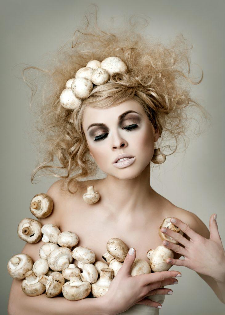 Контрактное производство косметики из грибов