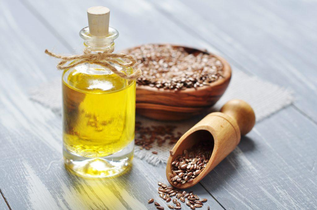 Льняное масло в косметике