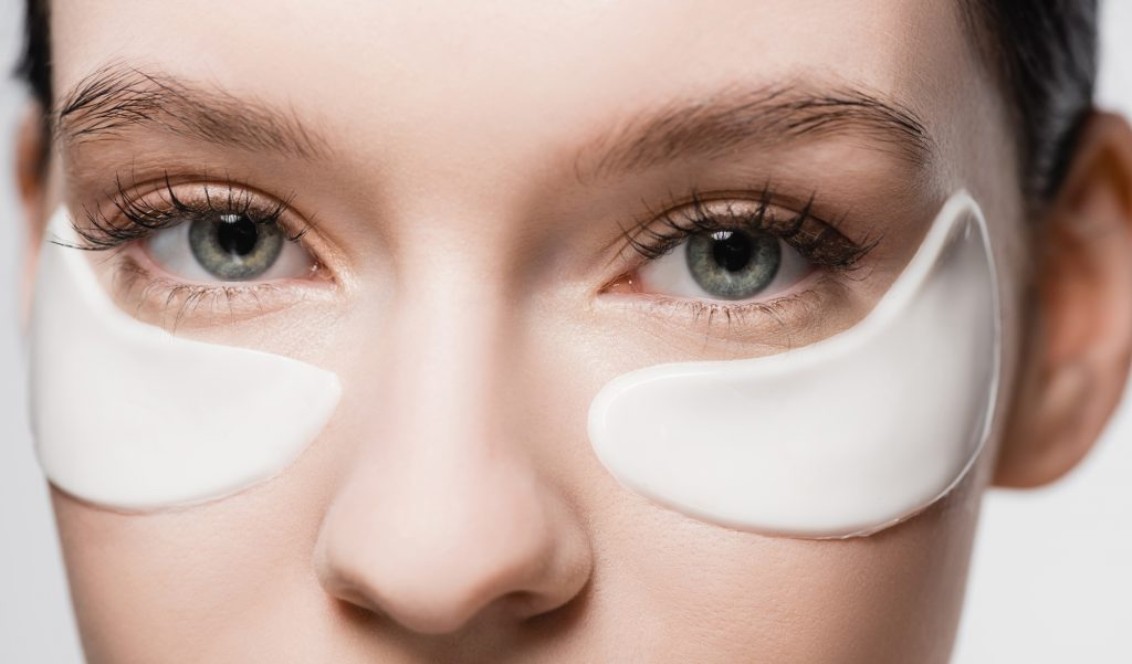 Разработка патчей для кожи вокруг глаз